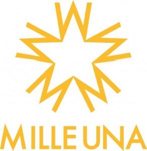 Logo oro Mille Una