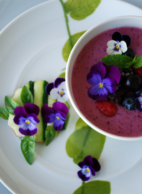 fiori-decorazione-piatto