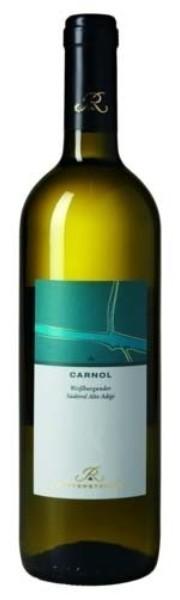 hans rottensteiner Alto Adige Pinot Bianco DOC CARNOL 2017- 600